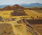 Panorama - Monte Alban